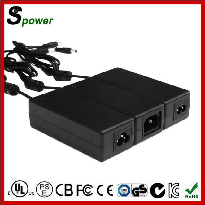 Constant Voltage and Current 14.6V 2A Lead Acid Battery Charger 12V 2A