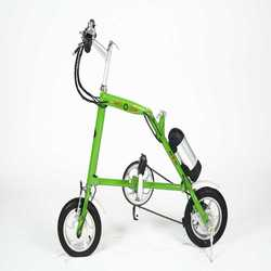 "12"" mini electric folding bike e bike trike"