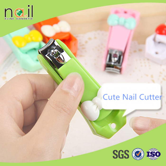 Cute Style Nail Clipper ,Beautiful Butterfly Knot Nail Art Nail Cutter For Children