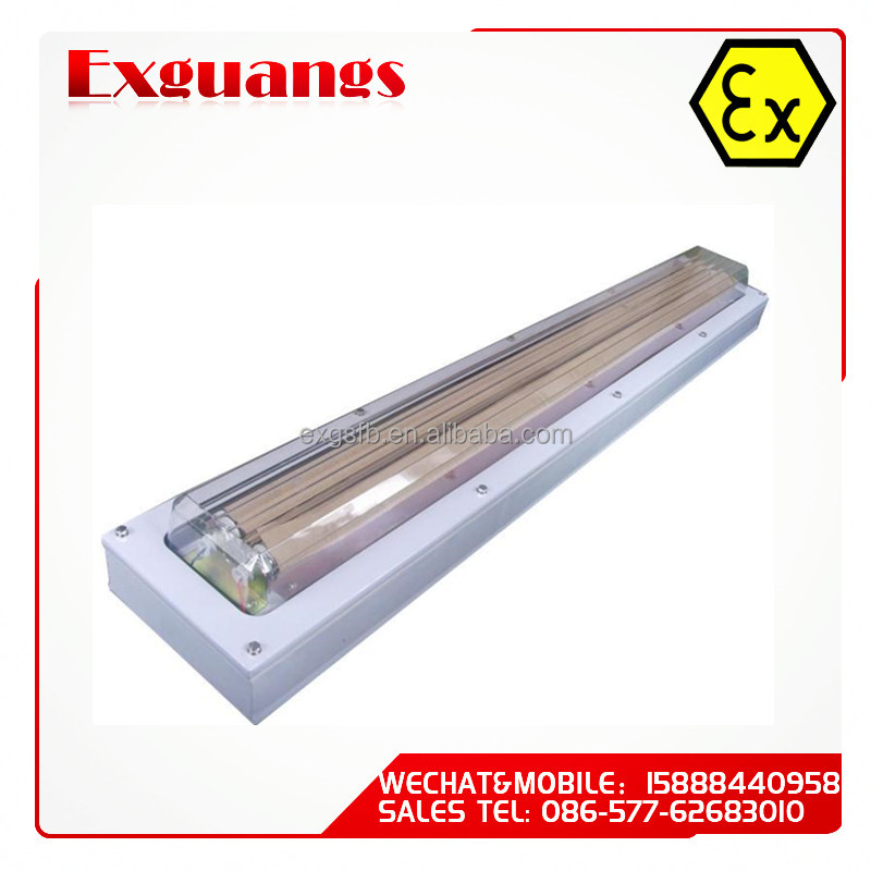 BHY recessed explosion-proof fluorescent light(IIC,tD,Ip65)