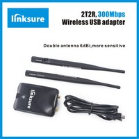 2000mW high power Ralink 3072 usb wifi adapter,300Mbps high transmission rate,802.11b/g/n agreement