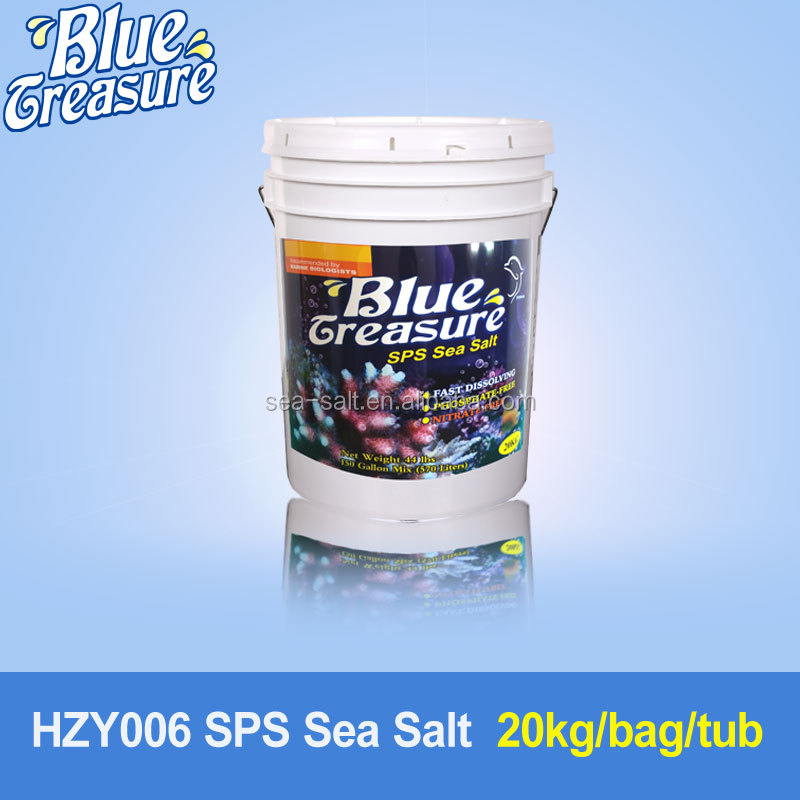 Wholesale bulk refined marine purity edible aquarium sea salt