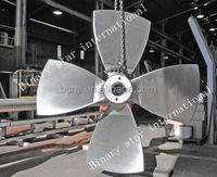 chinese outboard motor fixed pitch propeller
