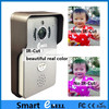 ATZ-DBV01P eBELL IP Video Doorbell for Smart Home Security WiFi Alarm System HD 720P Full Duplex Audio TF Card Supported