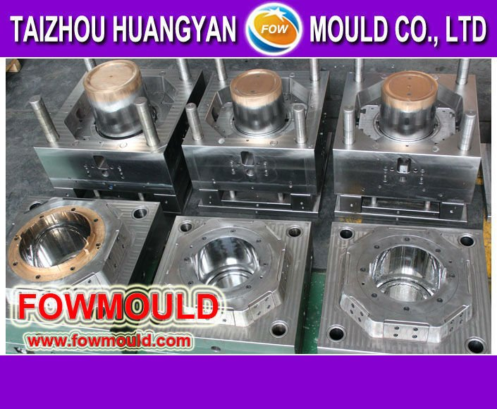 18L plastic water bucket mould