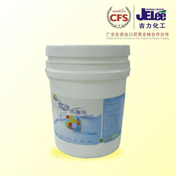 JL-12A fast drying high sanding performance Styrene Acrylic Emulsion for wood color primer and paper light oil
