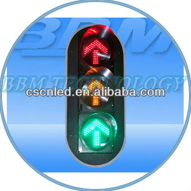 300mm Arrow of traffic light decorations