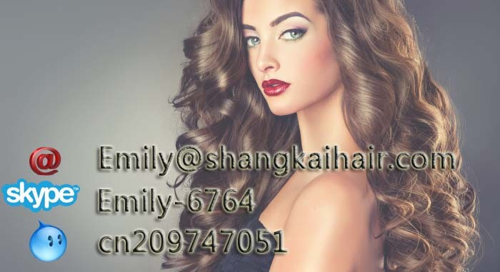 8-30 inch best quality vrigin remy hair 100% Europe hair extension.Double draw Flat hair extensions.