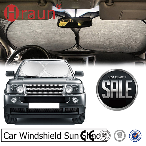 Premium Car Anti Uv Sun Visor Custom Logo
