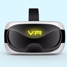 Low price RK3126 cpu vr headset, android 5.1 OS and 720p HD screen all in one vr