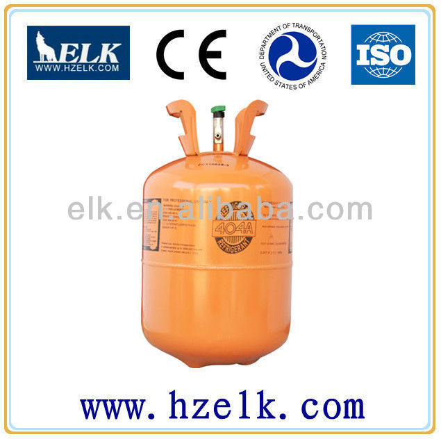 Purity r404a refrigerant blended refrigerant R404A