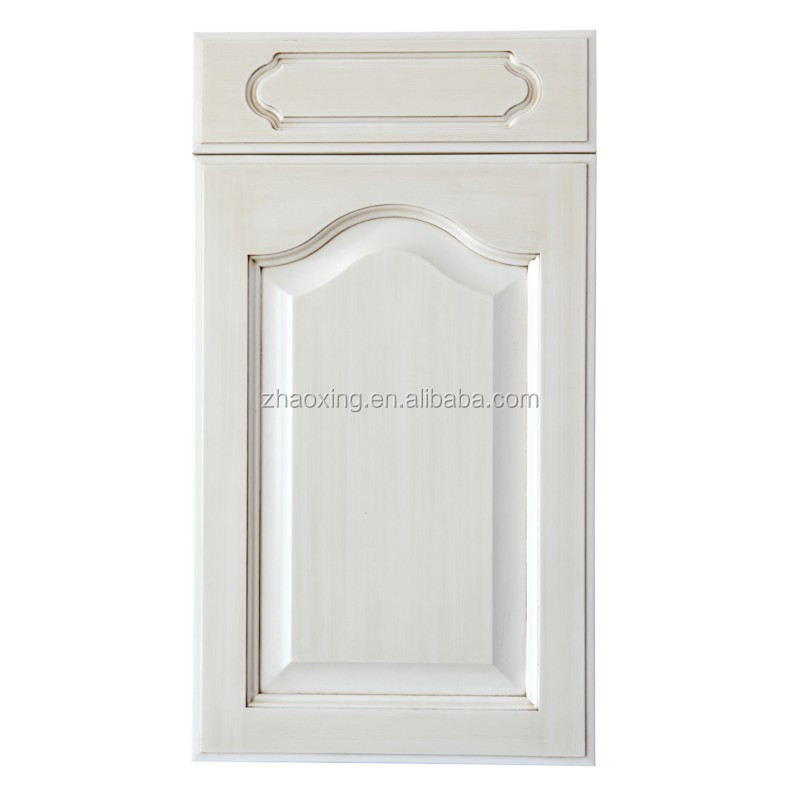 paint white mdf interior door with new design