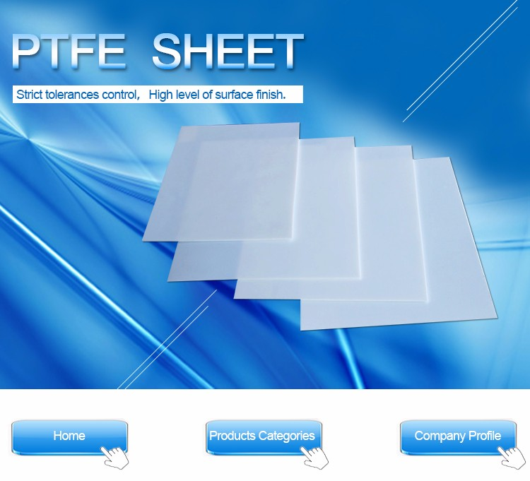 Virgin materials teflon ptfe sheet pad buy