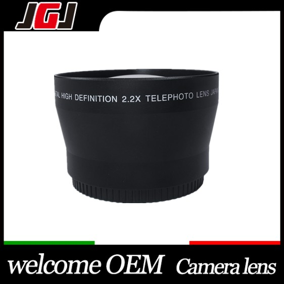 Wholesale 2.2X Telephoto Lens 72mm for Sony for OLYMPUS for PENTAX for All SLR