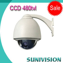 AUTO TRACKING 27x zoom cctv outdoor ptz dome camera