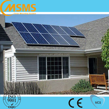 Manufacturer mounting home use easy installed roof mount 10kw solar panel system for home use 3000w