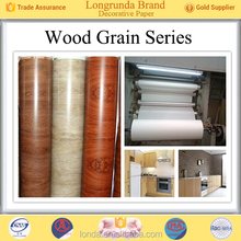 Factory prices Hottest product Free samples new product wood design printing paper for doors decoration