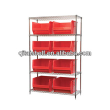 NSF Chrome HD Wire Shelving ( Load 800lbs / Shelf ) ,14 Years Manufacturer for 60 Countries,mainly to US,EU & JAPAN market