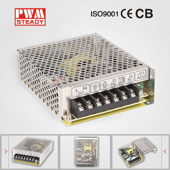 Steady CE Approved NET-50B 50w 5v 12v atm machine power supply