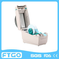 lp2824 printer for printing hospital id wristbands