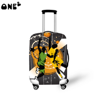 One2 popular design cheap basketball protective cover luggage suitcase girls lady women boys teenager high school students