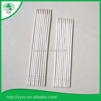 2016 Hot Sale Disposable Bamboo Chopsticks Round Food Sticks