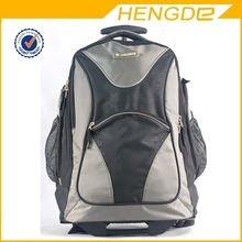 Latest most popular waterproof roll top laptop backpack