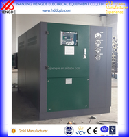 25HP Plastic industry water cooled chiller price for roller cooling in Indonesia