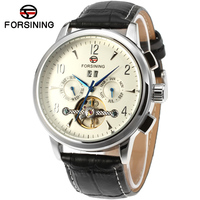 2016 Charming Forsining custom made automatic homme montre mens watches top brand