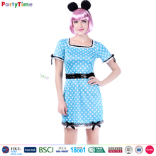 partytime japan adults movie costume mouse lady anime cosplay costume sexy fat woman costumes