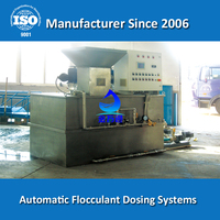 Automatic Chemical Flocculant Dosing Systems