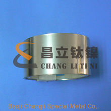 Coiled or Rolled Titanium Foil 0.025-0.8mm Thickness