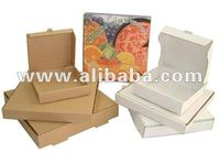 Paperboard pizza box