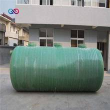 FRP Cheap prices septic tank for sale mvc plastic sewage container
