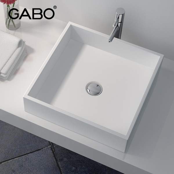Free standing molded sink countertop for sale