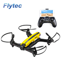 Flytec T18D Aircraft Altitude Hold Quadcopter 720P HD Camera Wifi FPV Racing Drone Yellow