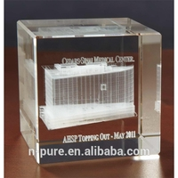 China professional supplier colored glass block