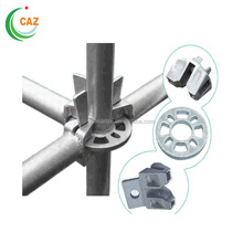 Hot dip galvanized Scaffolding Ringlock system tower