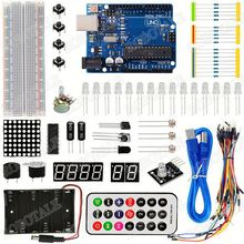 ARDUIN UNO R3 basic starter Kit
