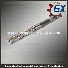 alloy feed screw conveyor parts