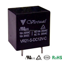 15A electrical pcb 12v Relay