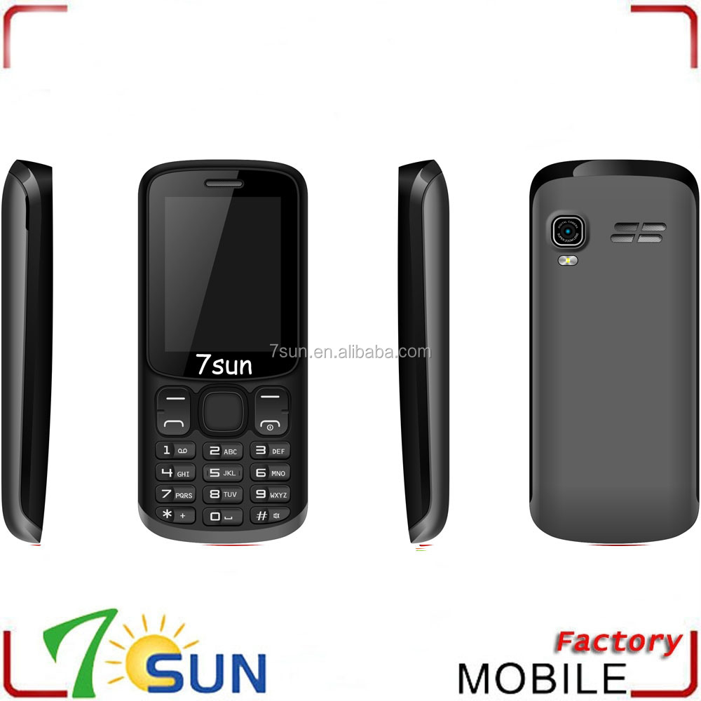 2.4 inch 2000MAH battery T100 world no 1 mobile phone
