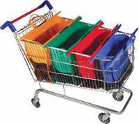 Patent Owned Supermarket Trolley Bag Supermarket Shopping Bag