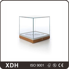 Customized jewelry display showcase for shopping mall jewelry kiosk