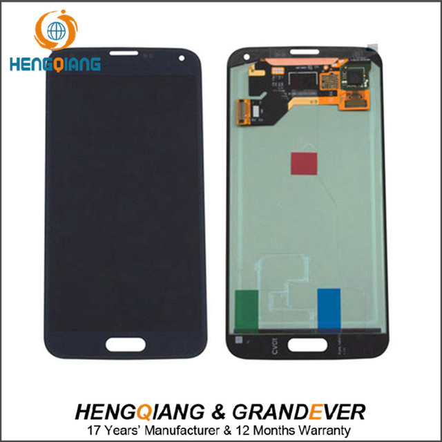 good quality cheap display lcd assembly screen for samsung galaxy s5 sm-g900