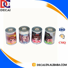 Hot Sale Heat Transfer Printing Film for Plastic Beauty Girl