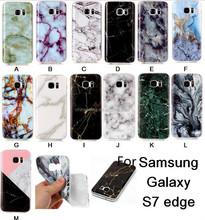 Marble Skin Case For Samsung Galaxy S8 Plus S7 S6 Edge S4 Soft Silicon Phone Cases For Samsung S8 Galaxy S7 S6 Cover S5