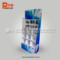 pop cardboard bamboo rice box display