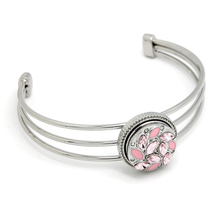 Legenstar SBRR70 Custom Classic 20mm Snap Bracelet Bangle Jewelry
