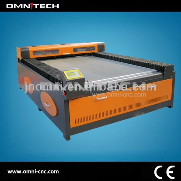 Laser cutting&engraving machine OL1318 for graphics design